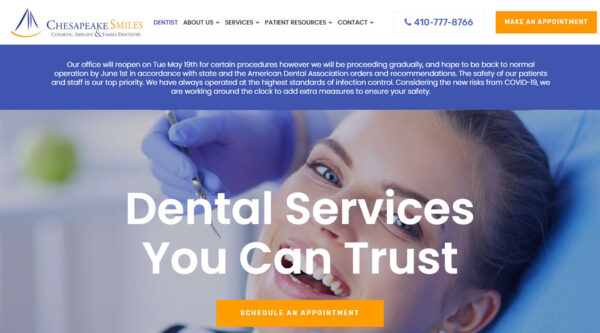 Chesapeake Smiles Dental